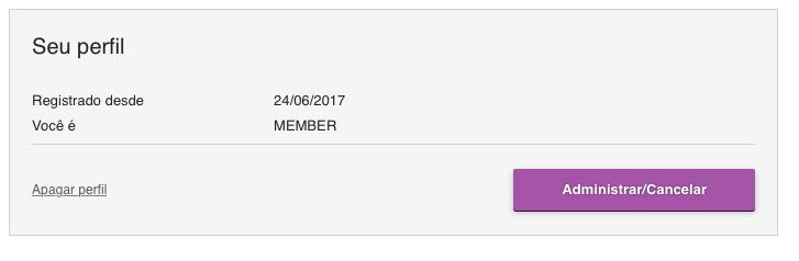 Como apagar excluir deletar o perfil cadastro do c-date