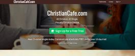 Os 10 Melhores Sites de Relacionamento Evangélico encontros amor cristão site numero 3 christiancafe.com