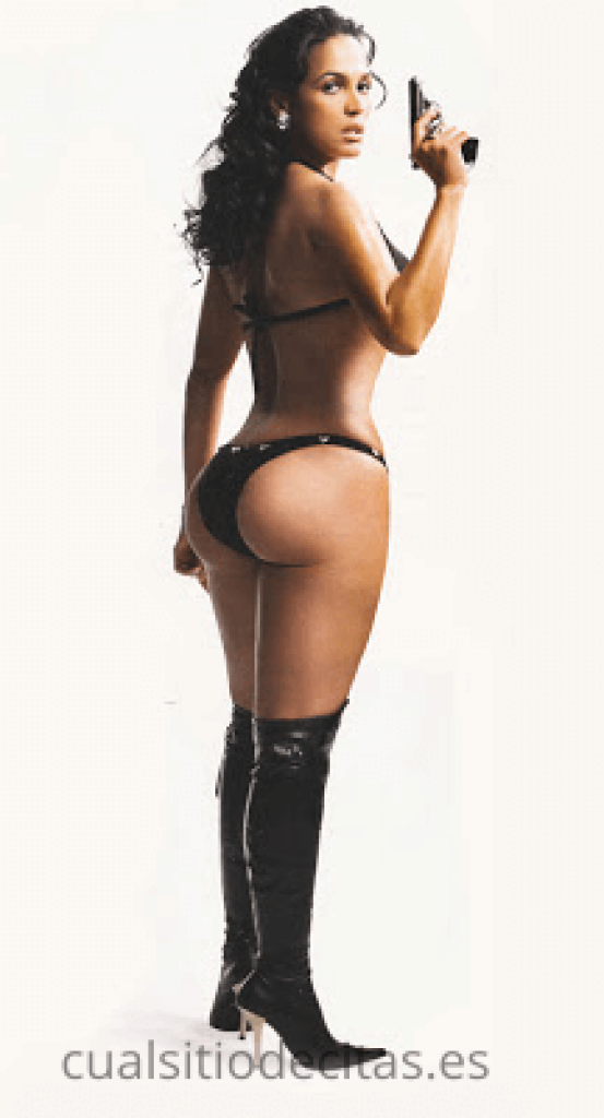 mujer dominicana sexy